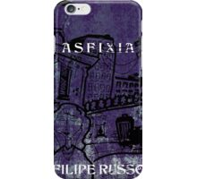 Asfixia iPhone Case/Skin