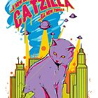 A New kind of killer CATZILLA...all new thrills by ccorkin