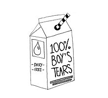 Boy's Tears  by elliegillard