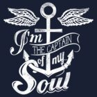 Quote - I'm the Captain of my Soul by ccorkin