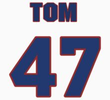 National baseball player Tom Fisher jersey 47 by imsport