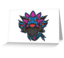 Hydreigon  Greeting Card