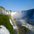 Iguazu falls by chazthomson