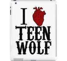 Anatomical Love - Teen Wolf iPad Case/Skin