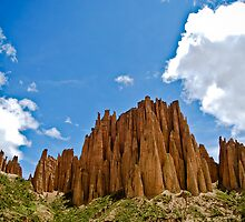 Pinnacles by chazthomson
