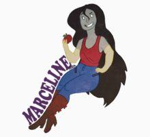 Marceline - Adventure Time by miraaa