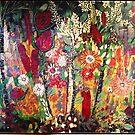 Bush Garden  by catherine walker