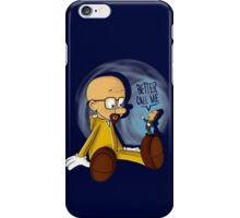 Give a little whistle iPhone Case/Skin
