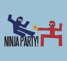 Ninja Party Kids Clothes