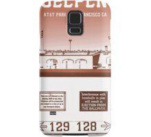 The Bullpen Bums 2015 Samsung Galaxy Case/Skin