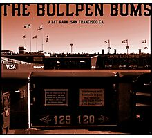 The Bullpen Bums 2015 Photographic Print