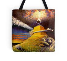end of days Tote Bag