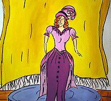 Penelope Pumpernikel by aline