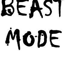 Beast Mode by evahhamilton