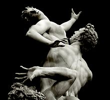 Rape of the Sabine Women by Laura Cameron