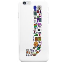 BS ABC's: J iPhone Case/Skin