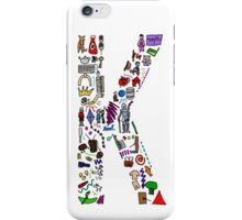 BS ABC's: K iPhone Case/Skin