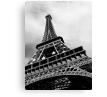 Epitome of Paris Canvas Print