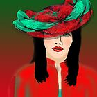The Red Hat by Susan Connors