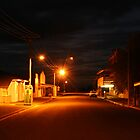Hometown, Saturday Night by Mathew Russell