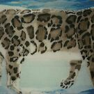 Snow Leopard by JoAnnHayden