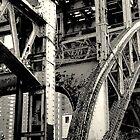 Steel Junction by Jeannette Sheehy
