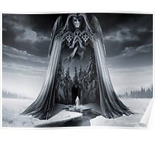 Angels and Demons or Angel of Light Poster