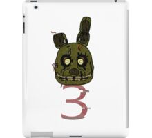 FNAF 3: Golden Bonnie iPad Case/Skin