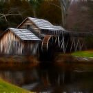Mabry Mill by Jason  Burris