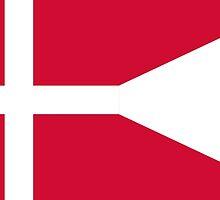 Fin Flash of the Royal Danish Air Force  by abbeyz71