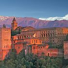 Alhambra by phil decocco