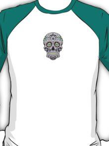 Single sugar skull 3 T-Shirt