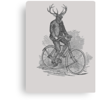 DEERY DEER Canvas Print