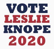 Vote Leslie Knope 2020 Campaign Kids Clothes