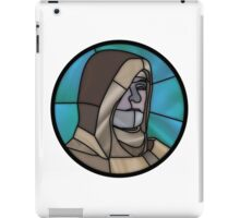 That's a powerful weapon, Guardian. iPad Case/Skin