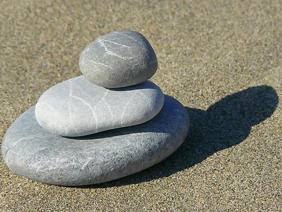 Stones... by Nuh Sarche