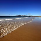 Marion Bay, Tasmania by David Jamrozik