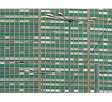 Building... Photographic Print