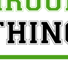It's a SFIROUDIS thing, you wouldn't understand !! Sticker