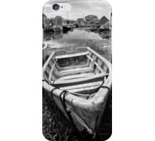 Abandoned Boat iPhone Case/Skin