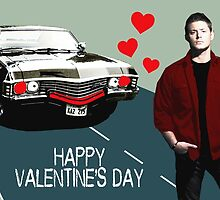 Baby Loves Dean (Text) by katstpete