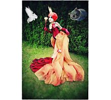 ~ Red Queen ~ Photographic Print