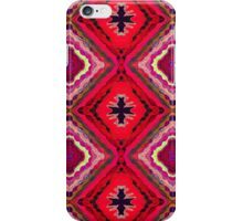 Red Kilim iPhone Case/Skin