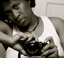 The Photographer by Jamie Tucker