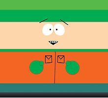 Kyle Broflovski by cartoonqueen