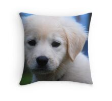Lil Pup Throw Pillow