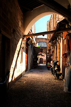Sorrento Streets by Varinia   - Globalphotos