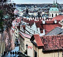 Prague Byways by davidandmandy