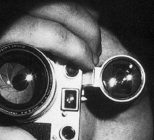 Homage: Andreas Feininger: The Photojournalist:1951 Sticker