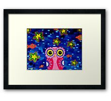 Starfish Dance Framed Print